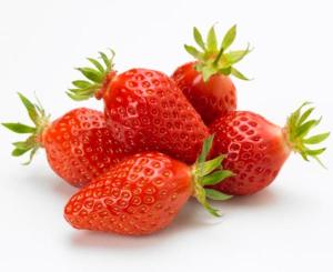 Barquette de fraise mariguette Fr. BIO (250 g)