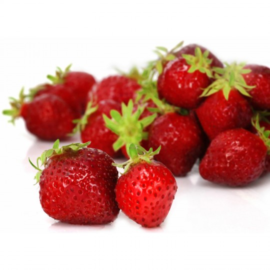Barquette de fraises Mara des bois (250 g)