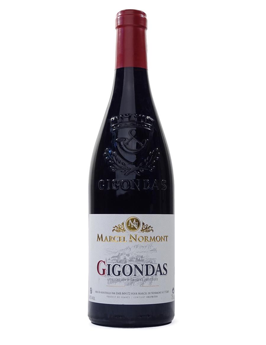 Gigondas rouge Marcel de Normont 2015 (75 cl)