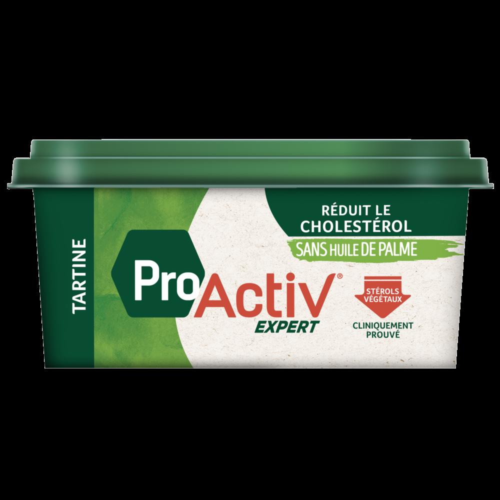 Margarine à tartiner allégée doux 40% MG, Proactiv expert (450 g)