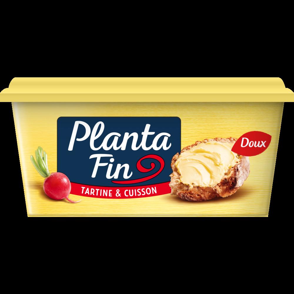 Margarine allégée doux 60% MG, Planta fin (510 g)