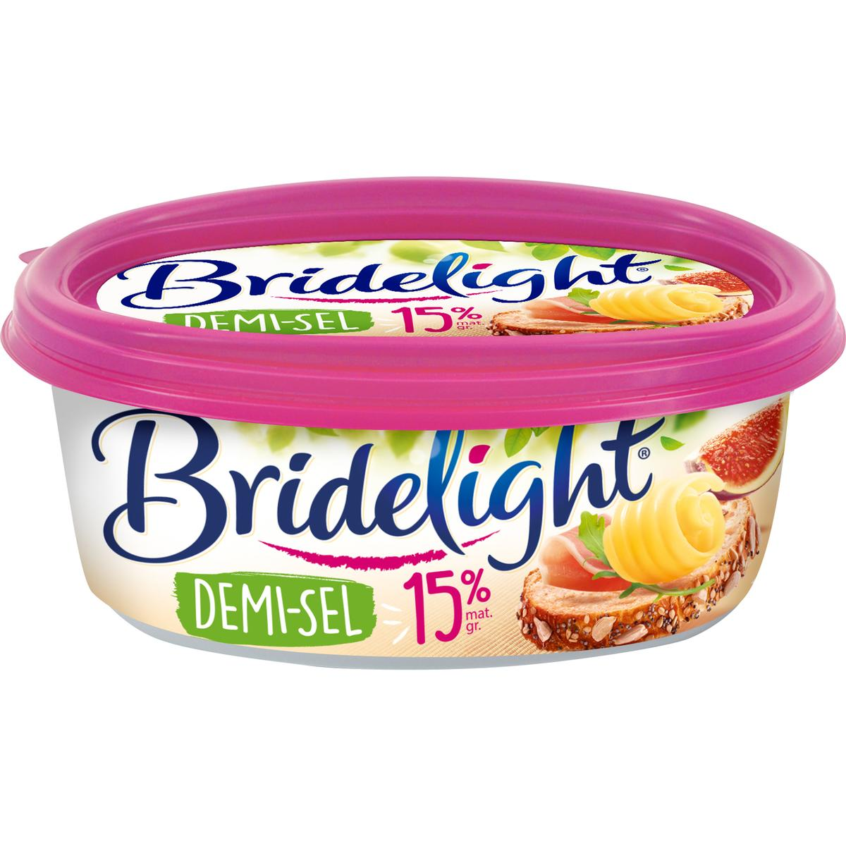 Beurre demi-sel, Bridelight (250 g)