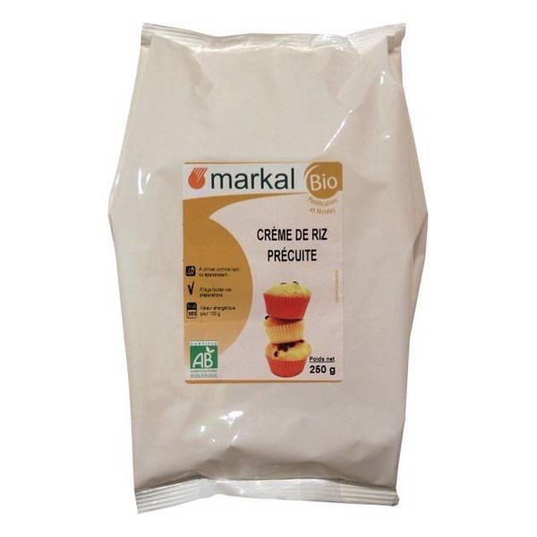 Crème de riz BIO, Markal (250 g)