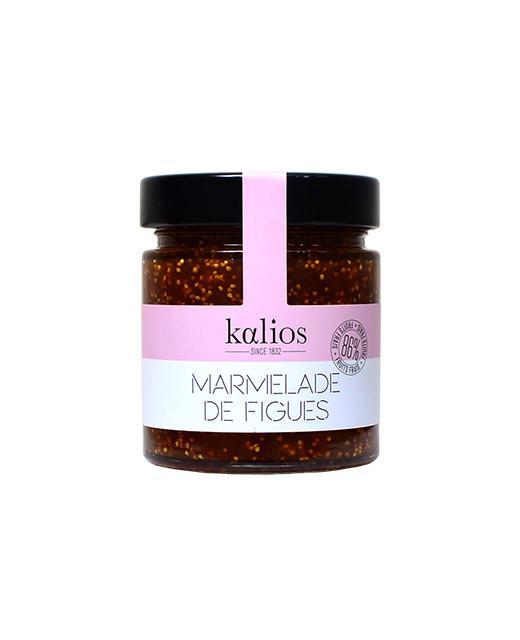 Marmelade de figues, Kalios (250 g)