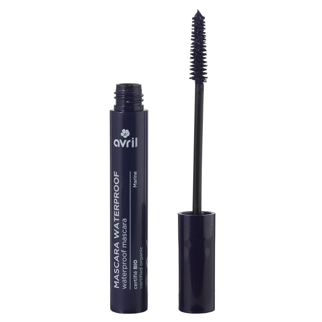 Mascara waterproof marine certifié BIO, Avril (10 ml)