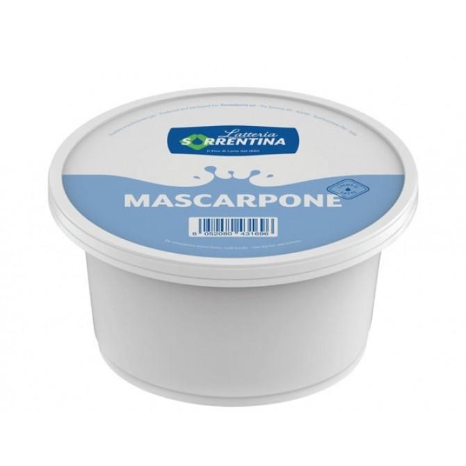 Mascarpone, Latteria Sorrentina (250 g)