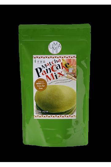 Matcha pancake mix (300 g)
