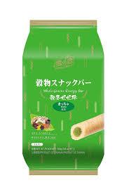 Biscuits roulés fourrés au thé matcha, Yuki&Love (160 g)