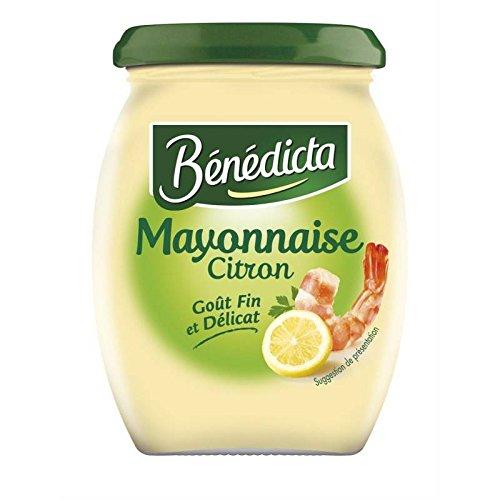 Mayonnaise au citron, Bénédicta (255 g)