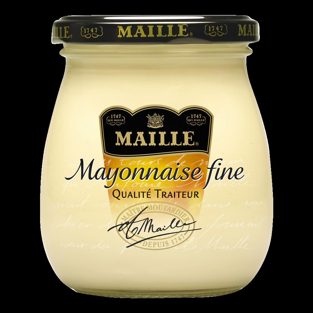 Mayonnaise fine qualité traiteur, Maille (300 g)