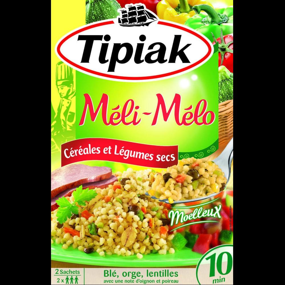 Méli Mélo Gourmand, Tipiak (2 x 165 g)