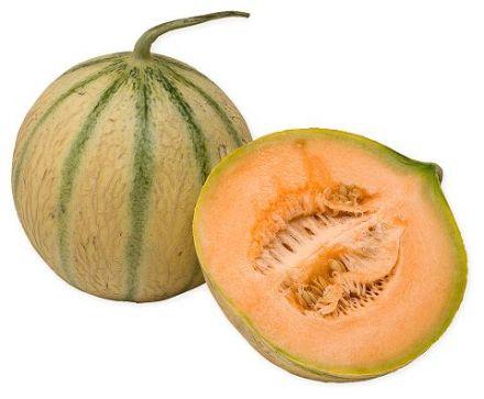 Melon Charentais - moyen calibre