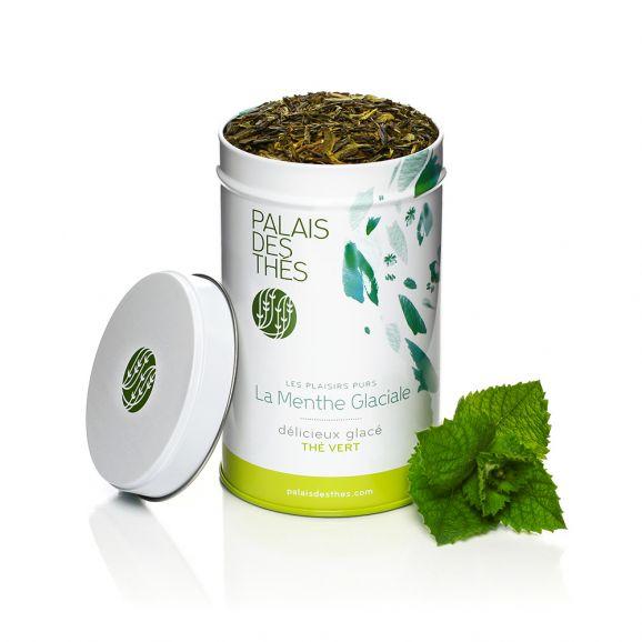 Thé vert à la menthe glaciale, Palais des Thés (100 g)