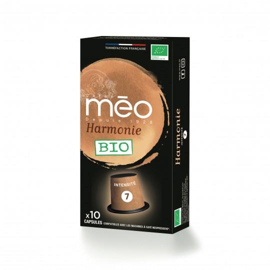 Café harmonie BIO, Méo (x 10)