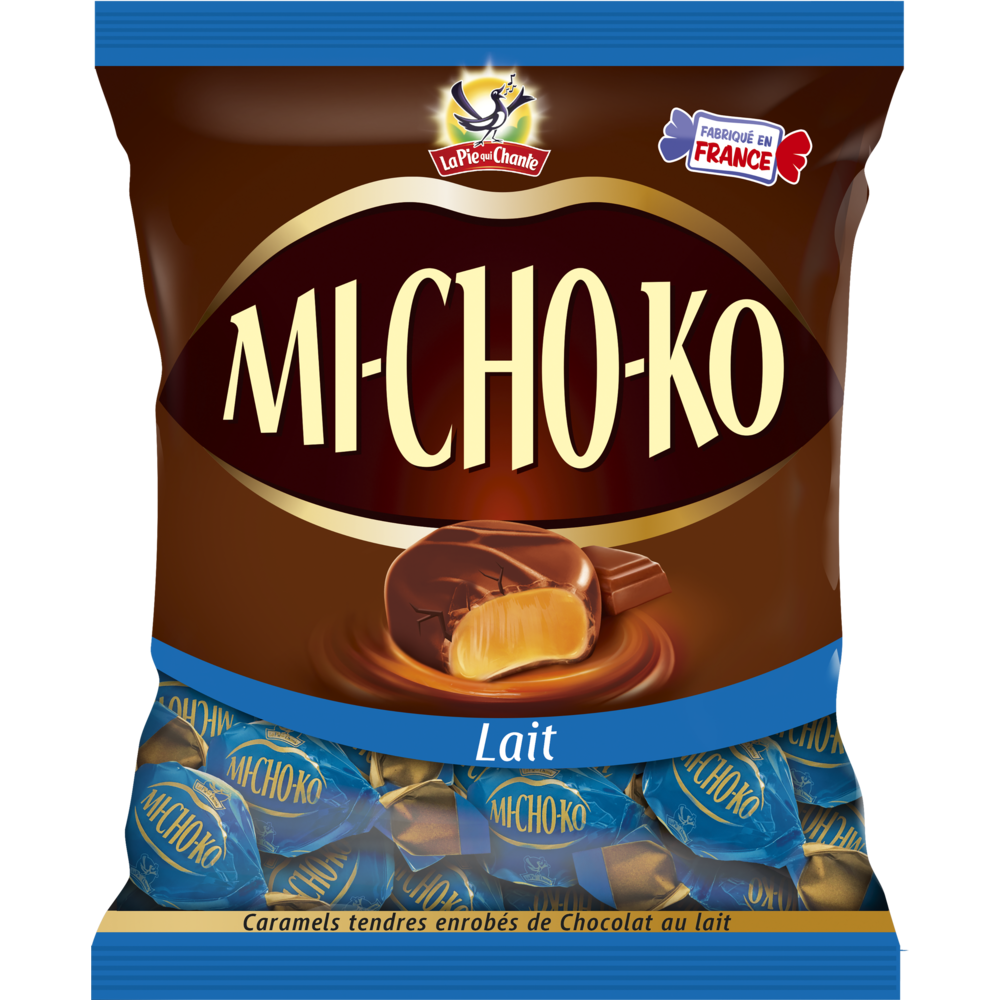 Michoko au chocolat au lait, La Pie qui Chante (280 g)
