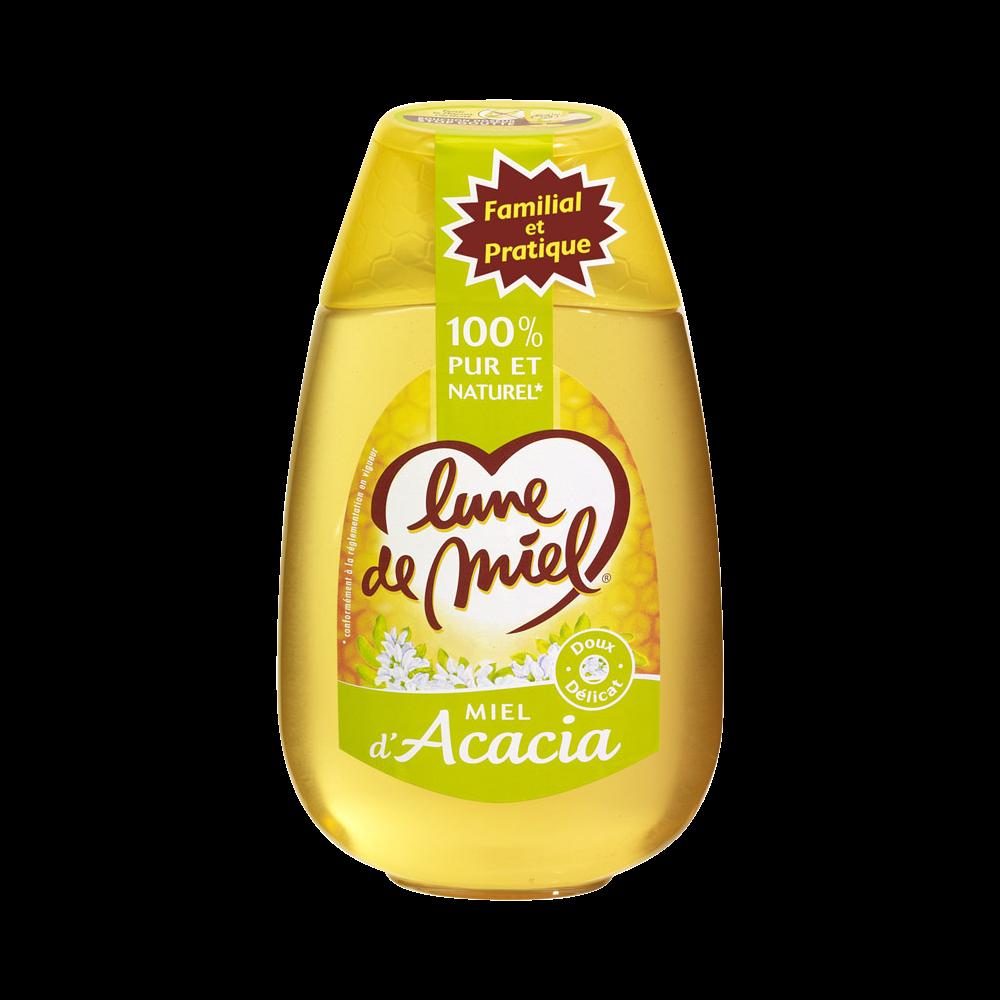 Miel d'acacia, Lune de miel (500 g)