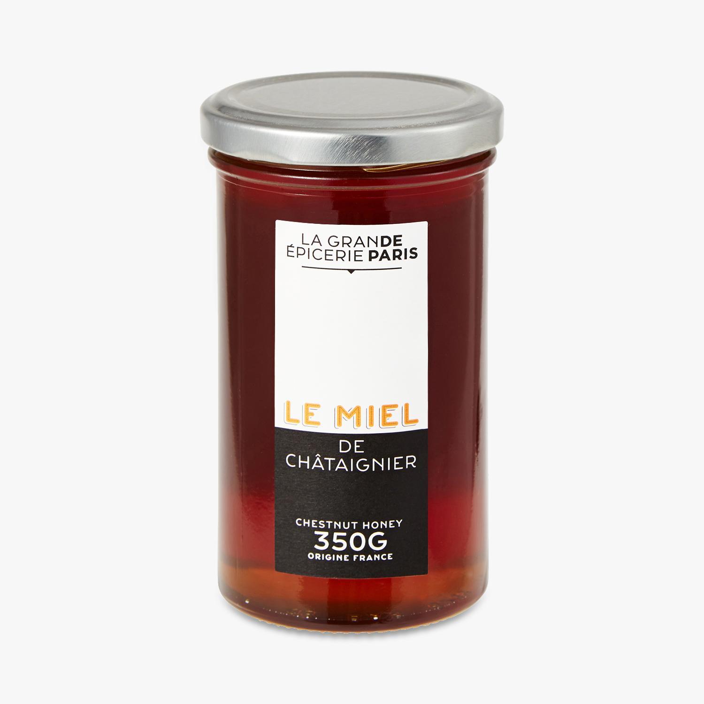 Miel de châtaignier, La Grande Epicerie de Paris (350 g)