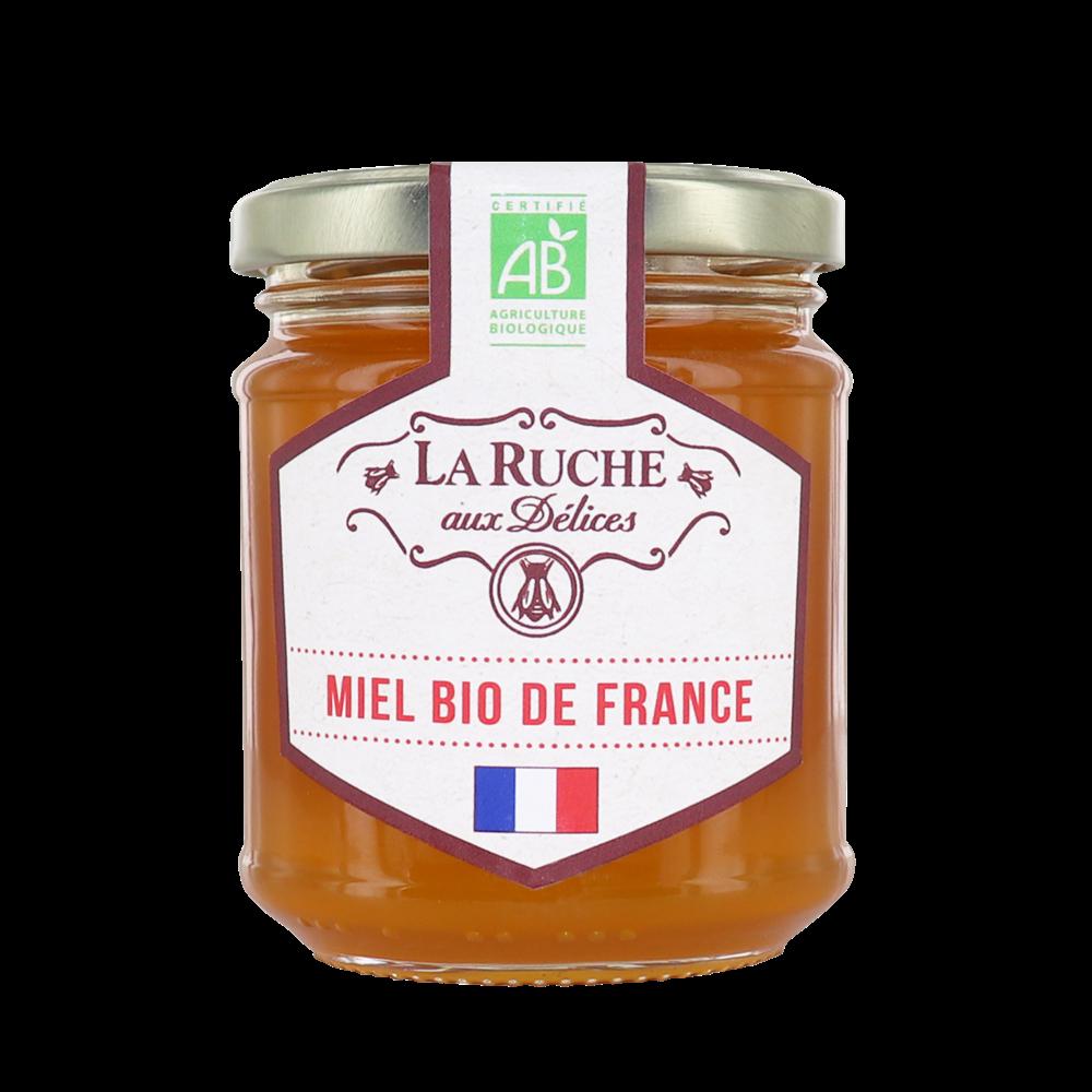 Miel de France, La ruche aux délices (250 g)