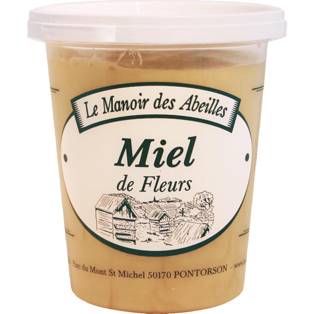 Miel toutes fleurs, Manoir des abeilles (500 g)