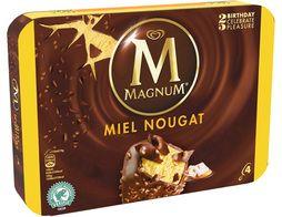 Magnum Miel/Nougat, Miko (x 4)