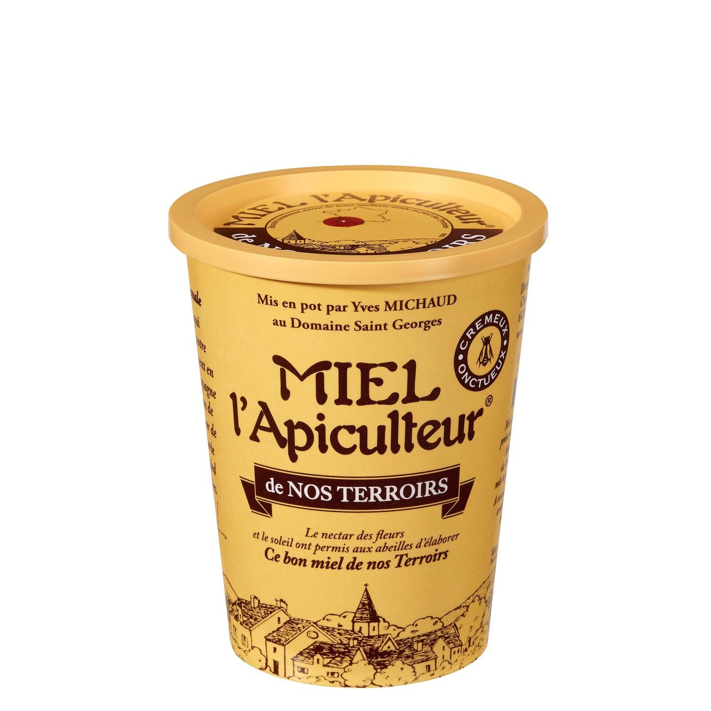 Miel de nos Terroirs, Miel l'Apiculteur (500 g)