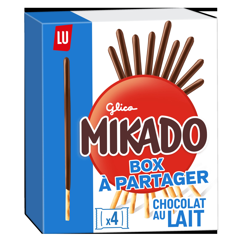 Mikado Box à partager, Lu (300 g)
