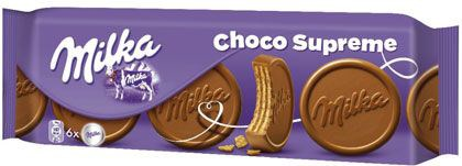 Biscuit Choco Suprême, Milka (180 g)