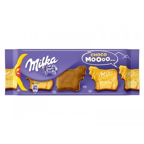 Biscuits Choco Moooo, Milka (200 g)