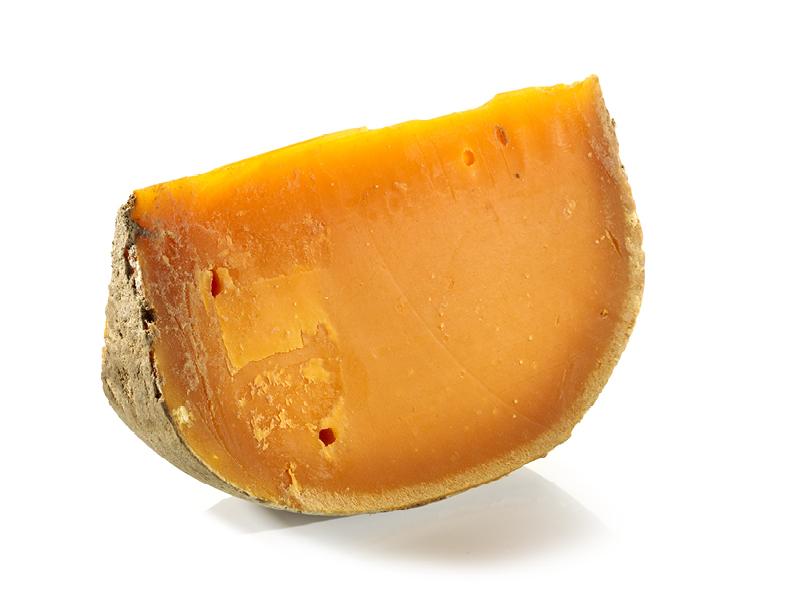 Mimolette demi-vieille BIO, 27 % MG/PF (200 g)