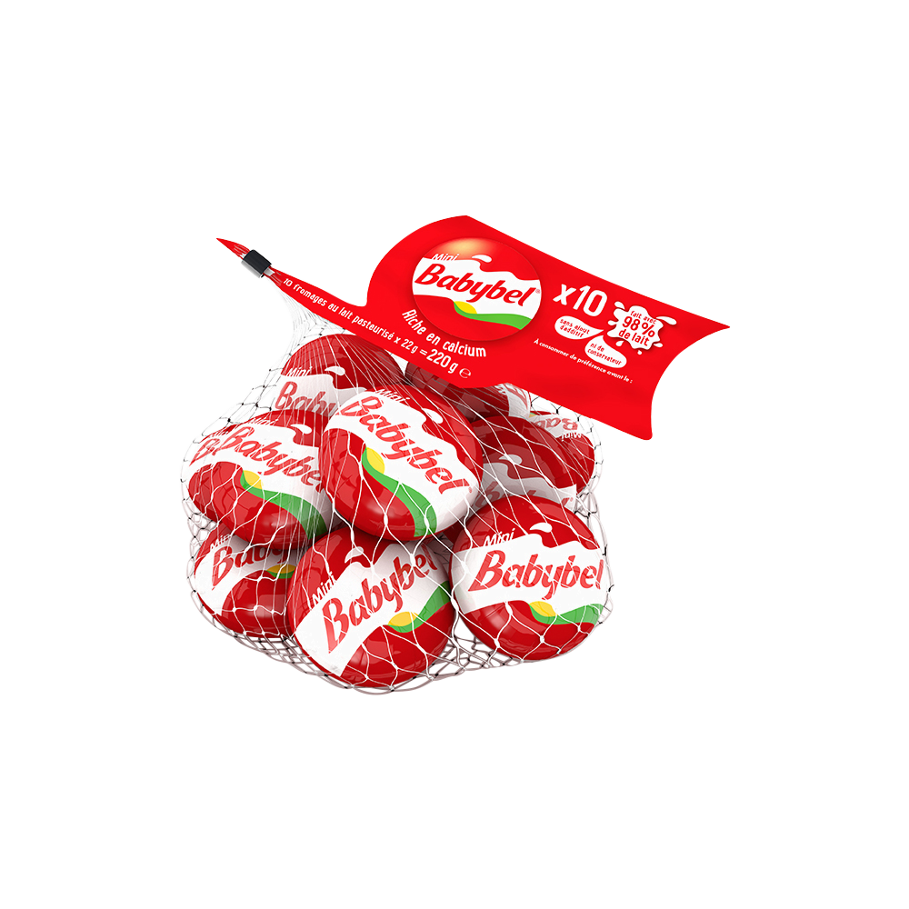 Mini Babybel (x 10, 220 g)