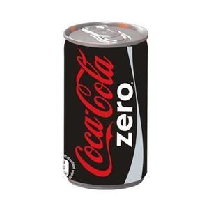 Mini Coca-Cola Zéro (15 cl)