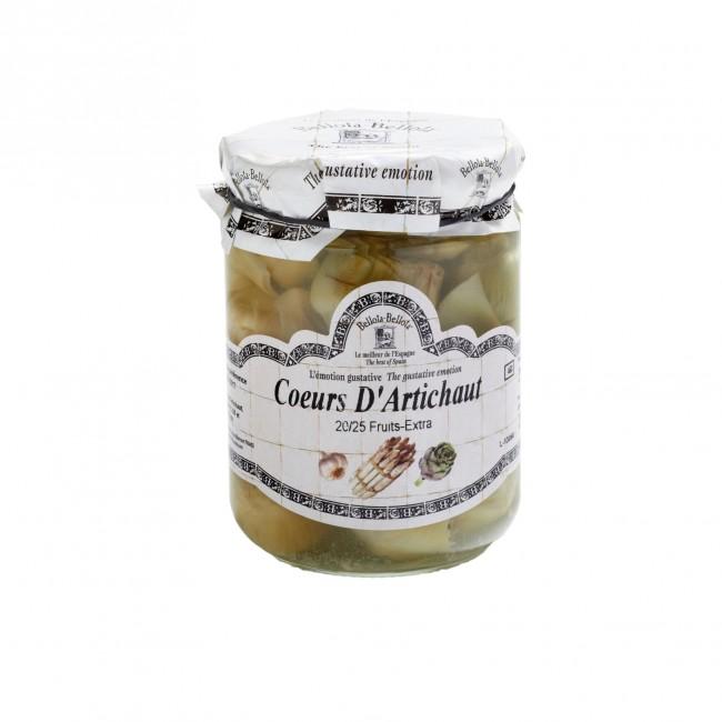 Mini coeurs d'artichauts, Bellota-Bellota (420 g)