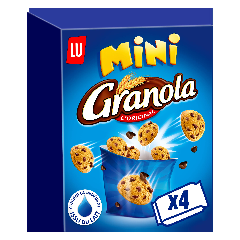 Mini Granola, Lu (160 g)