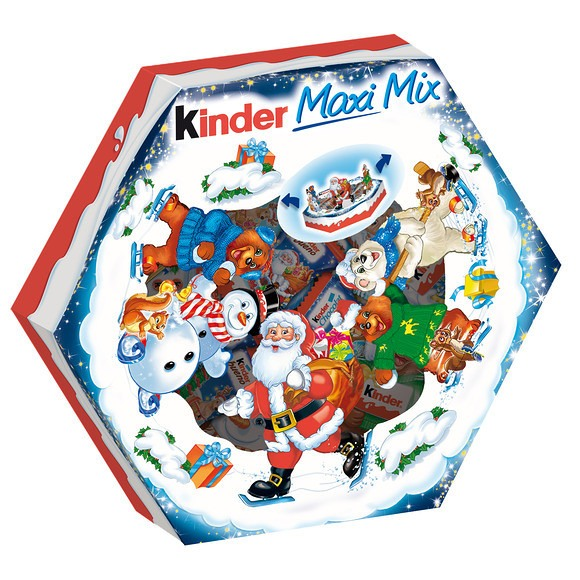 kinder Maxi Mix Manège (152 g)