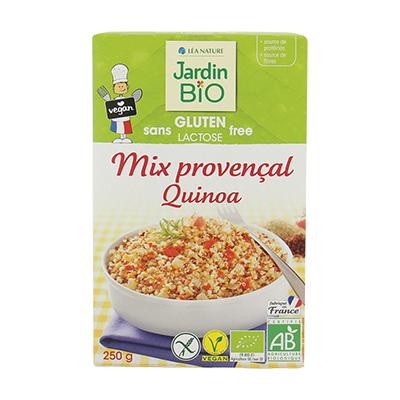 Mix provençal Quinoa sans gluten BIO, Jardin BIO (250 g)