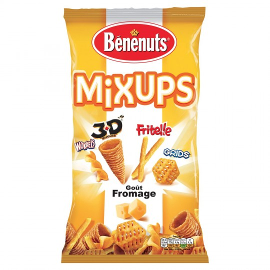 Mixups goût fromage, Benenuts (110 g)