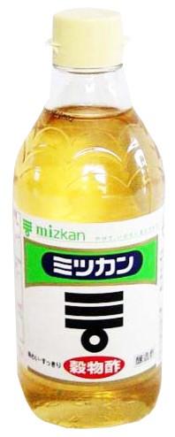 Vinaigre de riz japonais (distillé) Mizkan (50 cl)