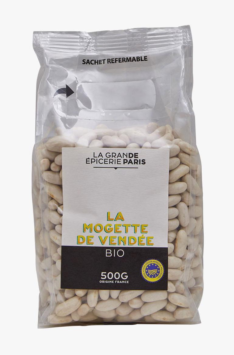 Mogettes de Vendée BIO, La Grande Epicerie de Paris (500 g)