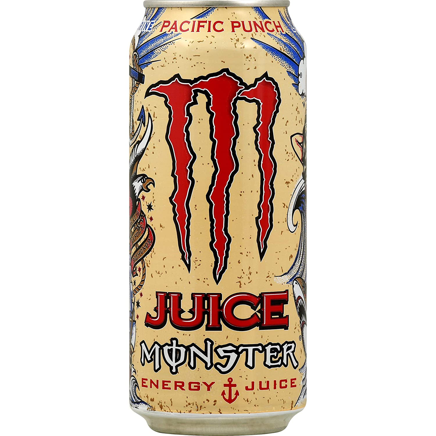 Monster Pacific Punch (50 cl)