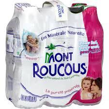 Pack de Mont Roucous (6 x 1,5 L)