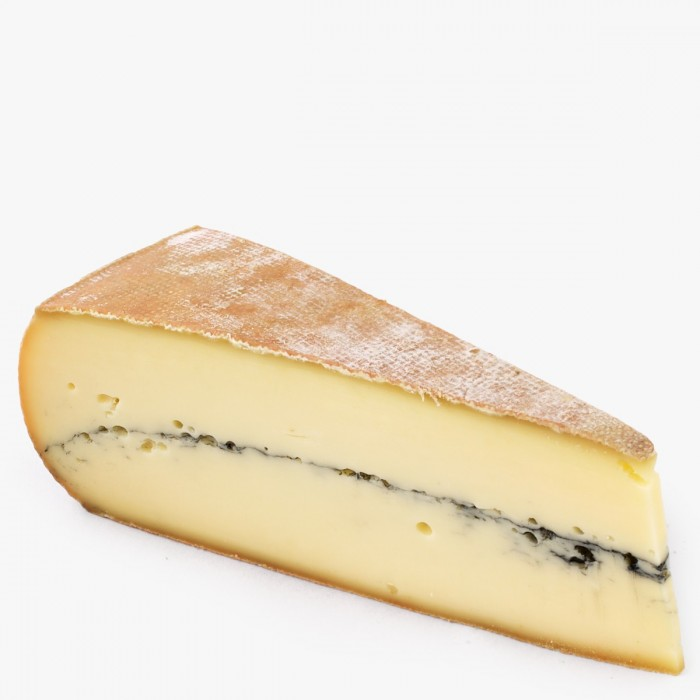 Morbier AOP au lait cru, 31 % MG/PF BIO (200 g)