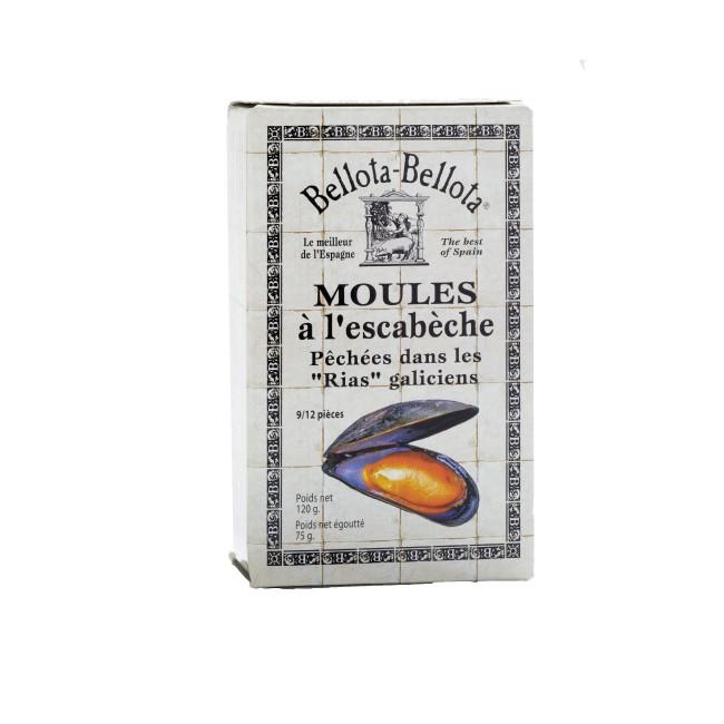 Moules à l'escabèche, Bellota-Bellota (115 g)