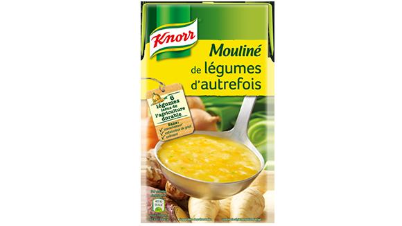 Mouliné de légumes d'autrefois, Knorr (1 L)