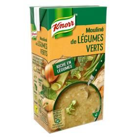 Mouliné de légumes verts, Knorr (50 cl)