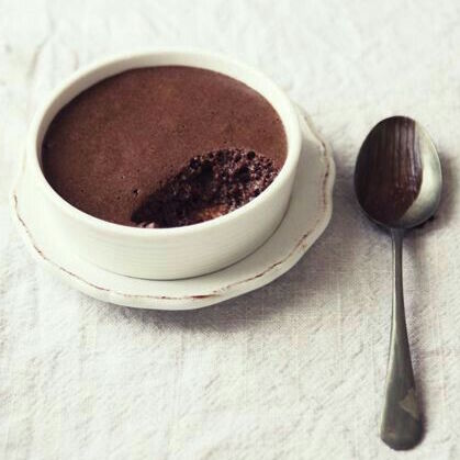 Mousse au chocolat maison (100 g)