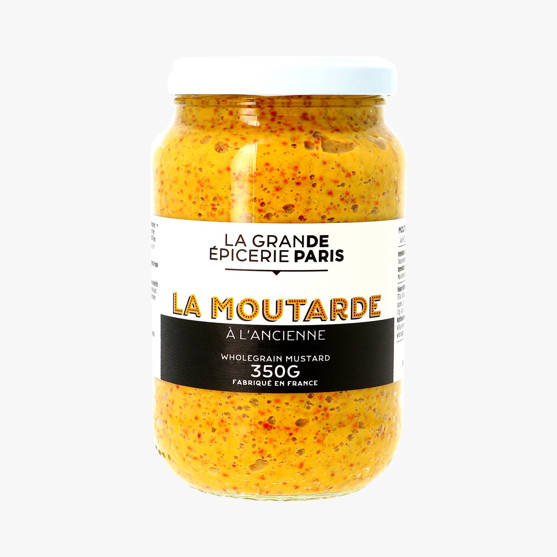 Moutarde à l'ancienne, La Grande Epicerie de Paris (350 g)