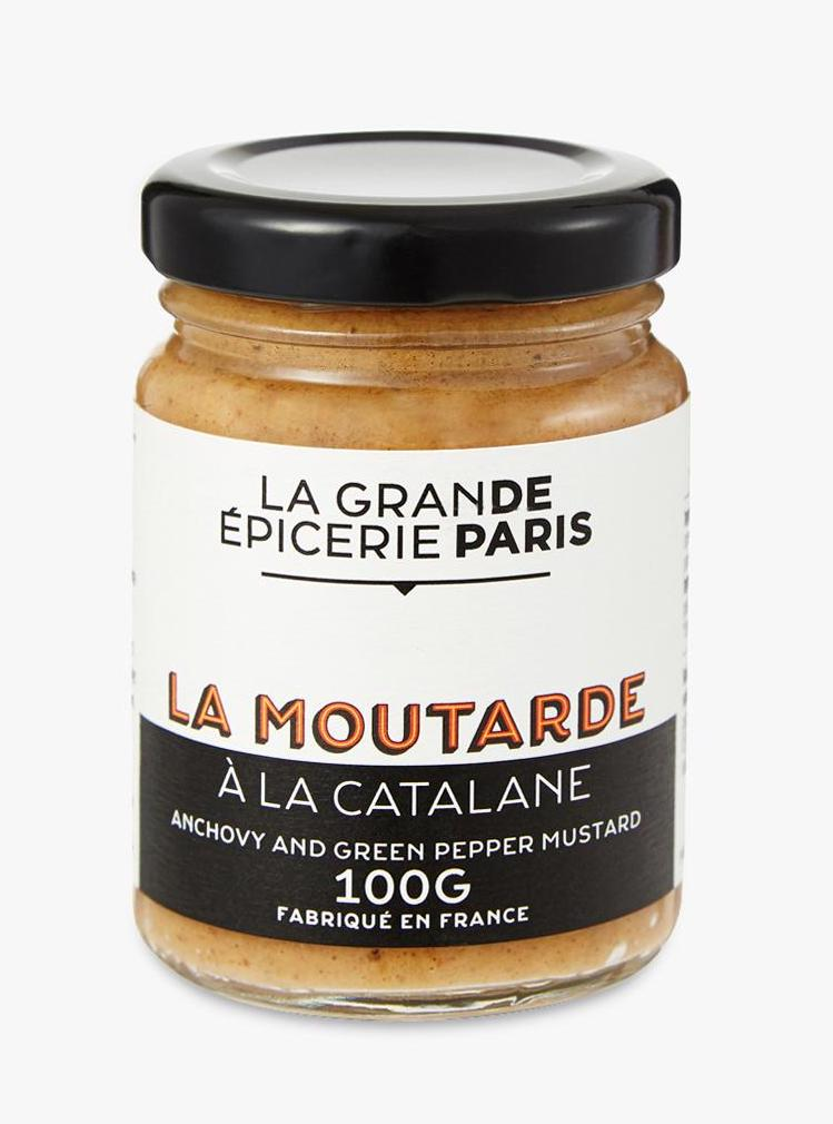 Moutarde à la Catalane, La Grande Epicerie de Paris (100 g)