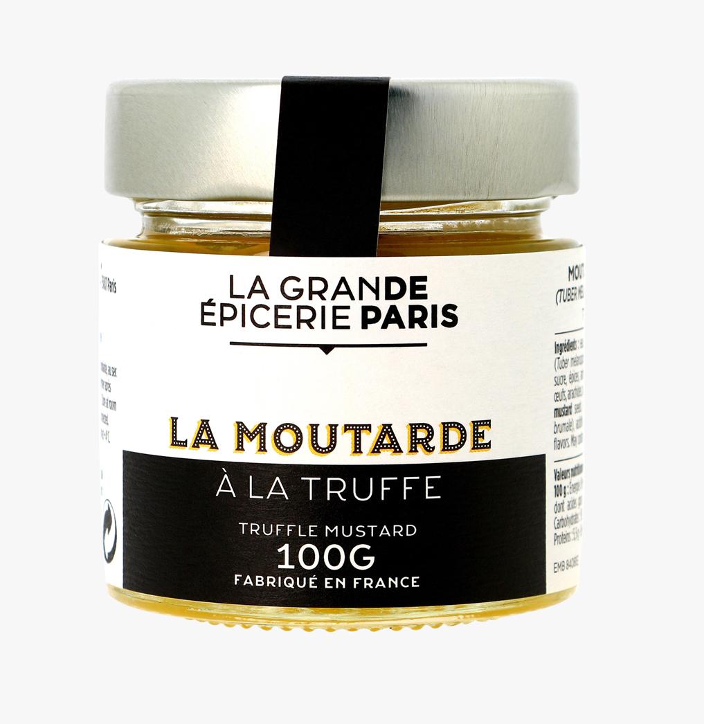 Moutarde à la truffe, La Grande Epicerie de Paris (100 g)
