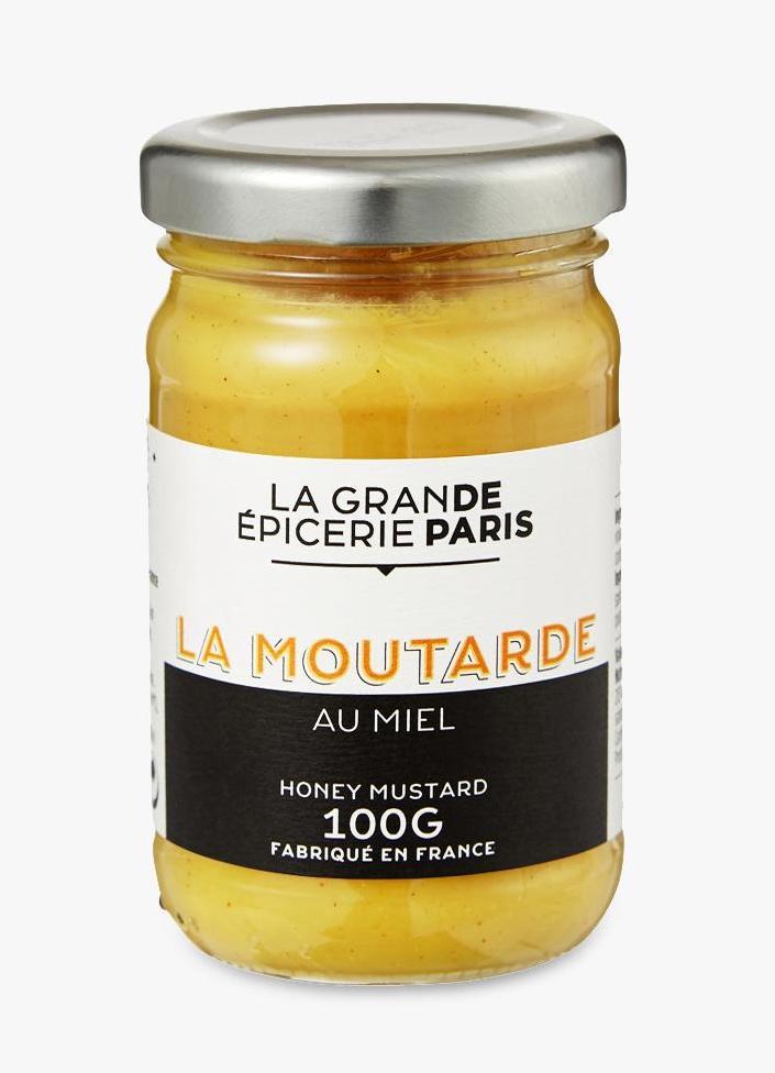 Moutarde au miel, La Grande Epicerie de Paris (100 g)