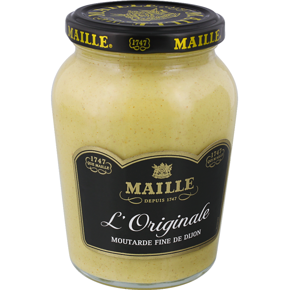 Moutarde l'original fine de Dijon, Maille (380 g)